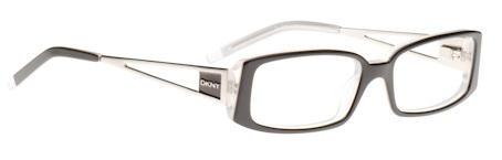 Glasses Frame Black And White : Make a Statement in Black and White Eyeglasses - Fashion ...