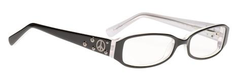 Daisy Fuentes 403 Peace Glasses
