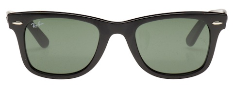 classic ray ban styles  then check out this geek chic sunglasses option. this horn rimmed classic ray ban? style looks great on just about every man \u2013 geek wannabe or not.