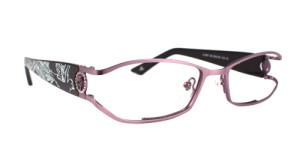 LA-INK Purple Eyeglasses