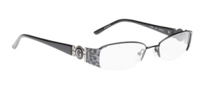 Women's Black Eyeglasses from Guess
