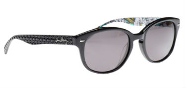 Claudette Island Blooms Sunglasses by Vera Bradley
