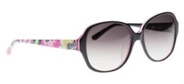 Lillian Sunglasses in Priscilla Pink by Vera Bradley