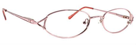 Legacy Lane 7 Glasses in Blush