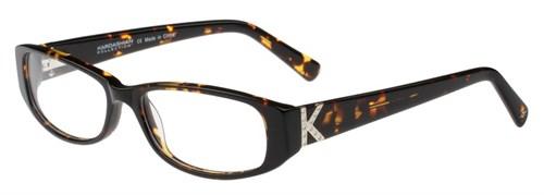 Kardashian Kollection Dark Tortoise Eyeglasses