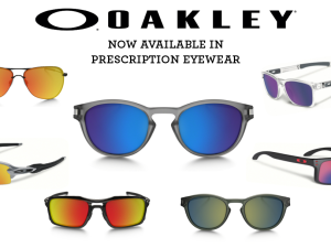 Oakley Sunglasses from Eyeglass World