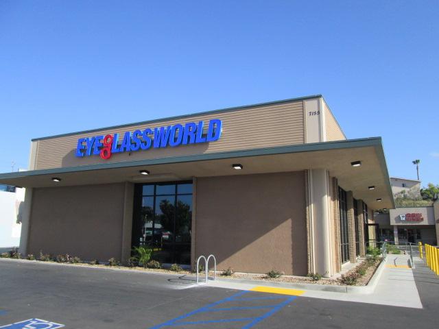 Lemon Grove, CA Eyeglass World location