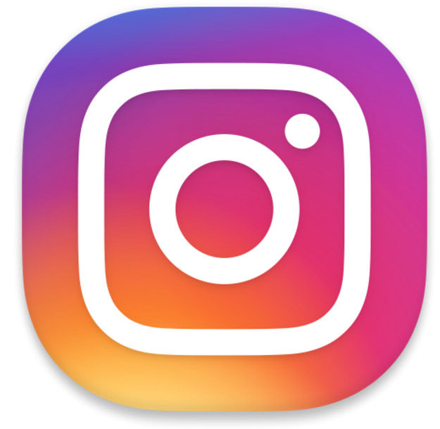 Instagram social media logo