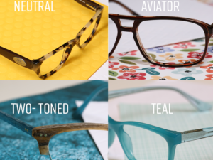 Fall eyewear trends 2017