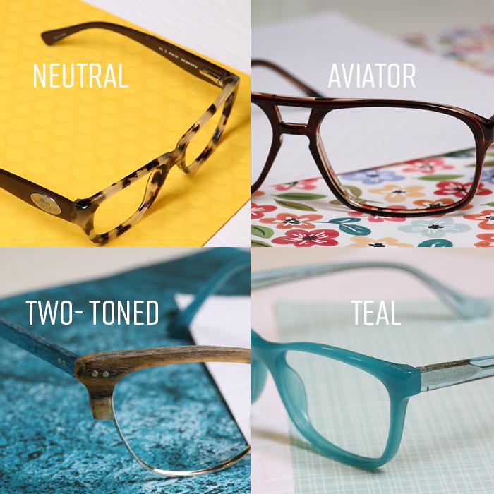 Fall eyewear trends 2017