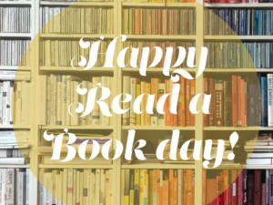 Celebrate National Read a Book Day