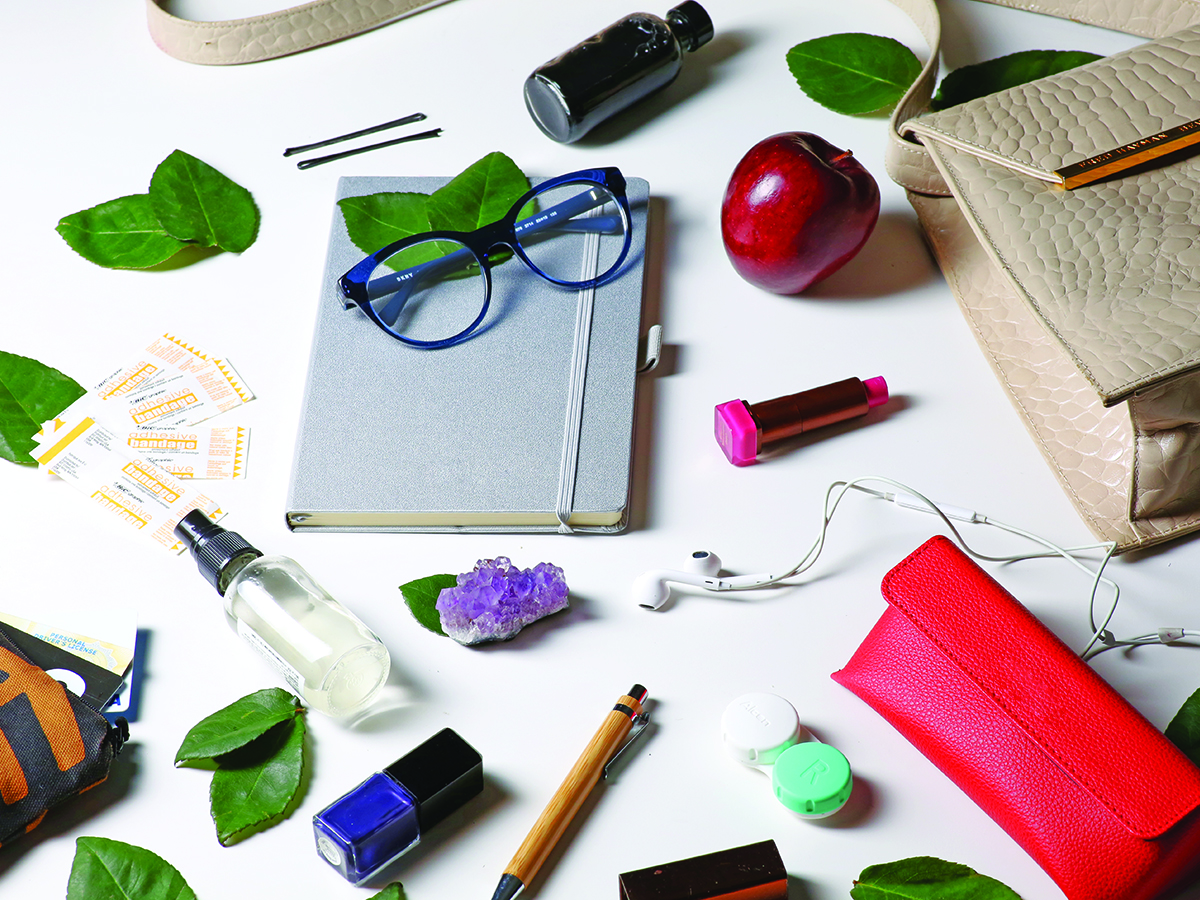 what's in our bag fall edition from eyeglass world