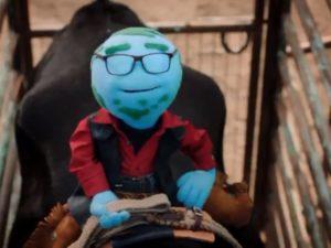 Mr. World - Eyeglass World's no bull