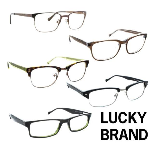 Men\'s Lucky Brand Frames from Eyeglass World
